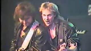 Trans Am - 'Just A Dream' (OK Ludwigsburg, 09.03.1989)