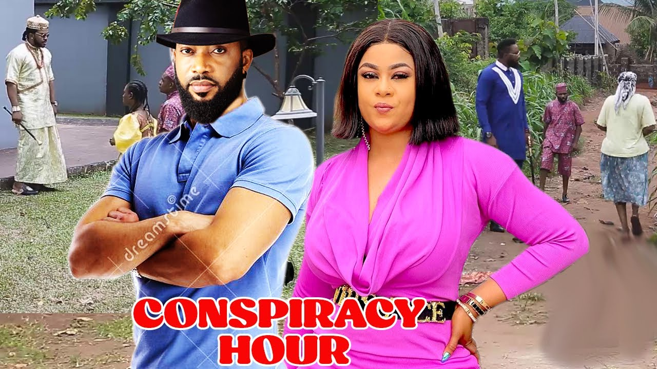 Download conspiracy hour 7&8 Latest Trending Nigerian Movie Frederick Leonard  and uju okoli latest Nollywood