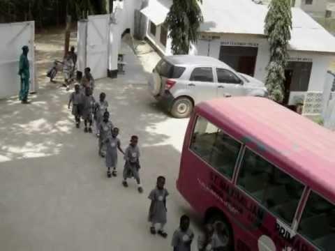 School in Dar es Salaam 2009