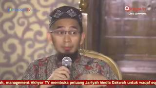 Ramadhan bersama Al Qur'an & Sunnah - Ust. Adi Hidayat, Lc. MA