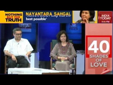 Nothing But The Truth: Writer Nayantara Sahgal's Book On Jaw