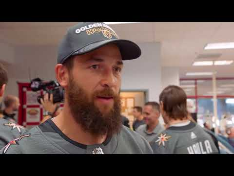 """The first episode of """"Home Team: The Vegas Golden Knights"""""""