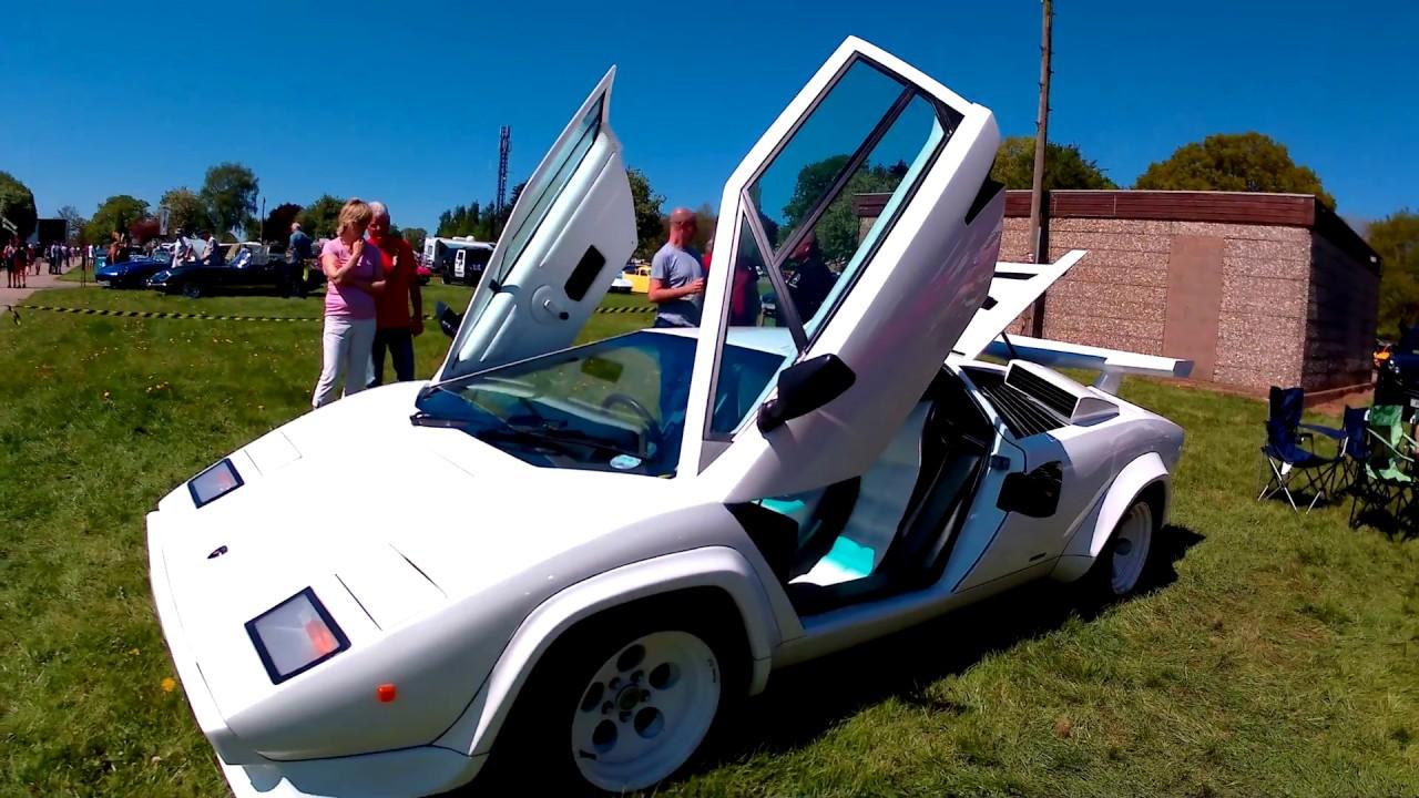1994 Prova Replica Lamborghini Countach 5000 Quatrovalvole 4 6 Litre