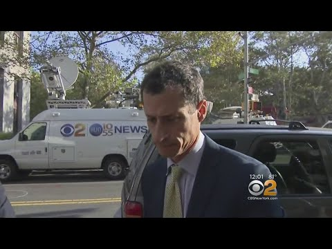 Anthony Weiner Sentenced