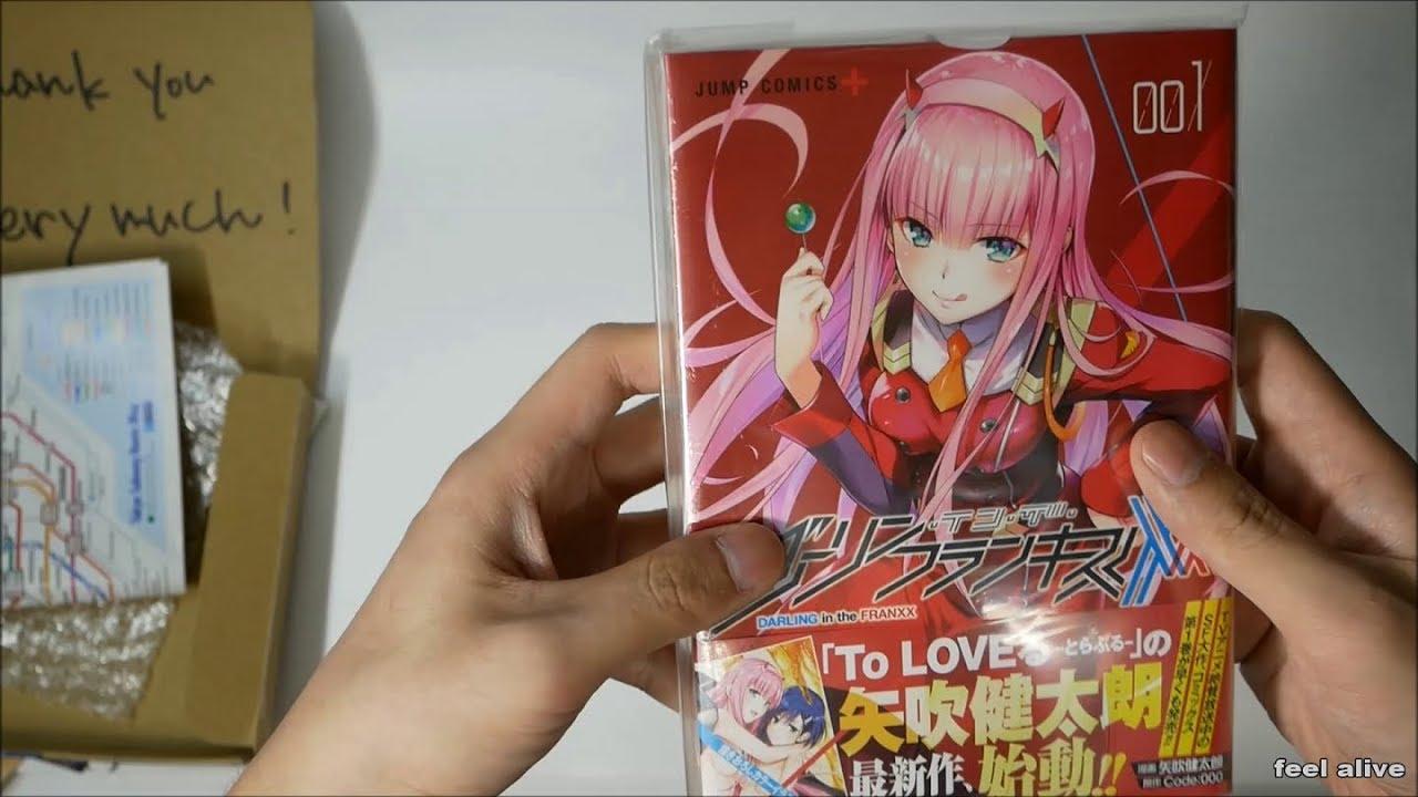 Jump Comics Manga DARLING in the FRANXX vol.8 Book Japan