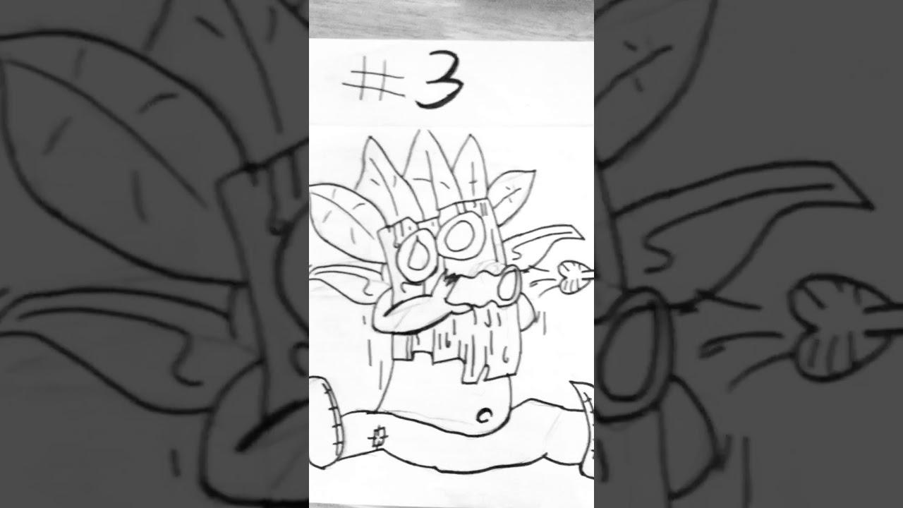 Dessin Goblin A Sarbacane Youtube