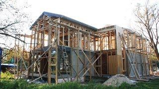 Сравнение: Кирпич, Фахверк, Каркас, Газобетон. Из чего построить дом ?