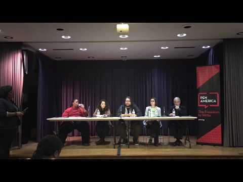 Detroit: Local Media & Elevating Immigrant Voices Panel Discussion