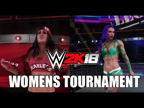 WWE2K18 EARLY RELEASE | Womens Tag Team Tournament