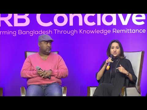 NRB CONCLAVE | PANEL DISCUSSION | THE CULTURE STORY BANGLADESH