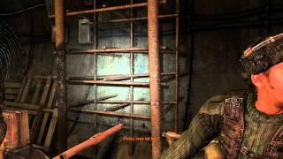 Let´s Play Metro 2033 [HD] #3 - Teelekom und Tunnelangst