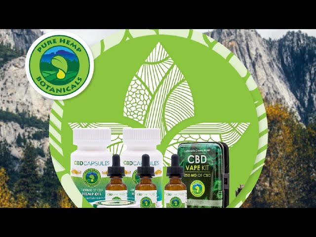 Pure Hemp Botanicals   CBD oil review