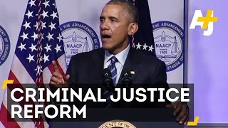 5 Ways President Obama Wants To Overhaul The Criminal Justice System