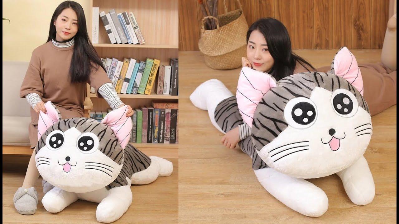 10 Мягкие игрушки с Алиэкспресс Toys Aliexpress 2020 Plush toy Крутые товары для детей из Китая