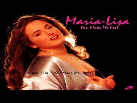 Maria-Lisa - You Make Me Feel (Club Mix)