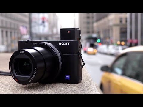 Sony RX100 IV Real World Review