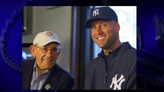 NYY@TOR: Jeter issues statement on Yogi's passing