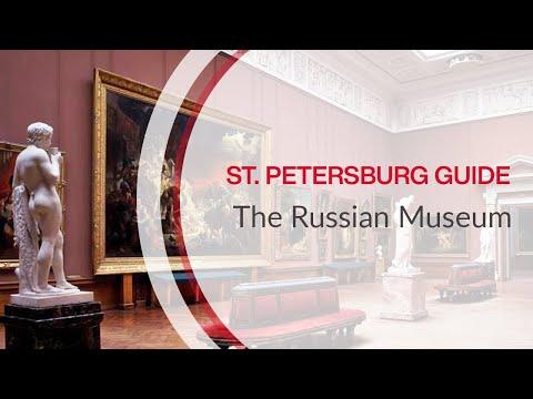 Russian Tours - Russian Museum, St. Petersburg