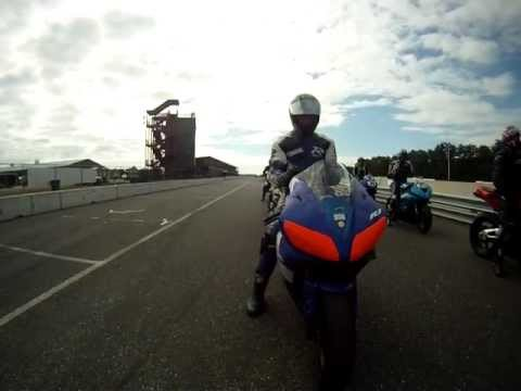 running some rookie laps at new jersey motor park with tony's track days...