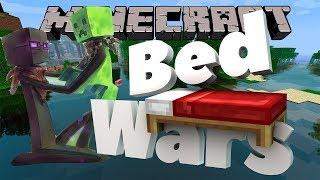 ПВП БОМЖ в МАЙНКРАФТ Бед Варс на сервере КРИСТАЛИКС ● Братыня и Minecraft Bed Wars