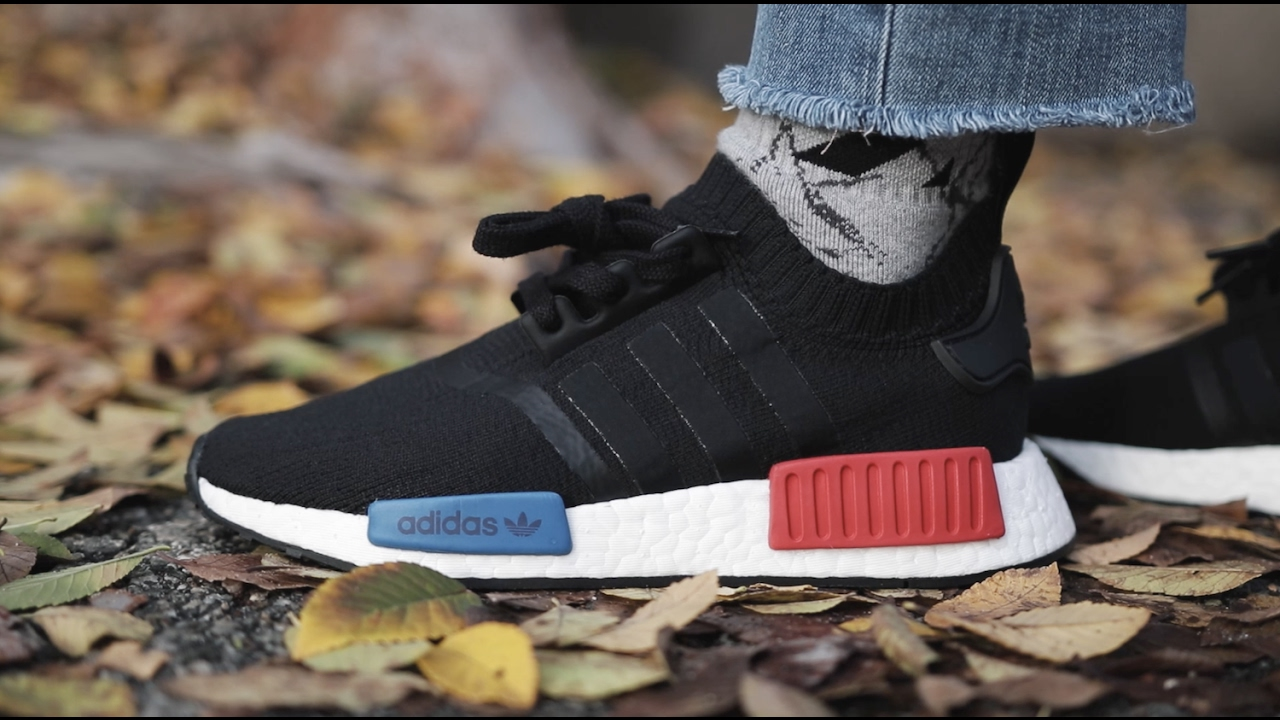 ead8a09d2 HOW THE ADIDAS NMD OG FITS + ON FOOT - YouTube