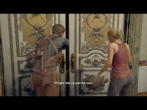 Uncharted 4 Averys house crushing difficulty