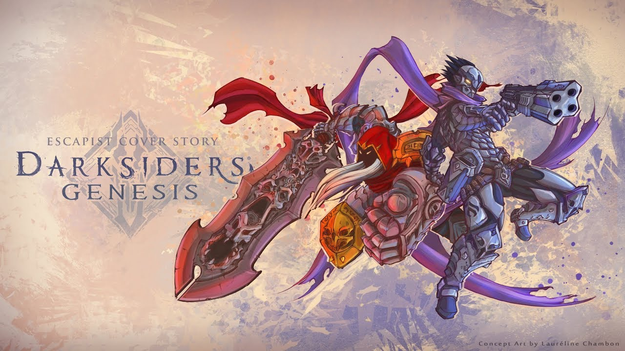 Image result for darksiders genesis