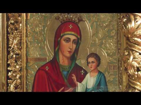 Вулиця. Свято-Троїцький костьол