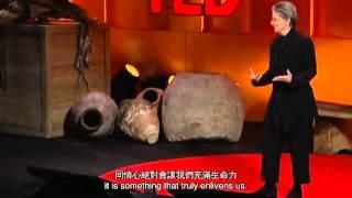 TED 中英雙語字幕:  喬安‧荷里法斯︰同情心和同理心的真正意義