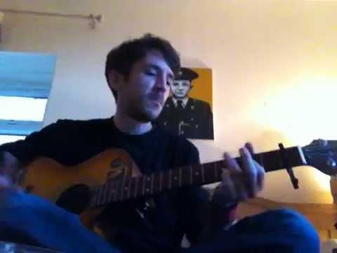 """Human Behaviour"" by Bjork (Acoustic Jam)"
