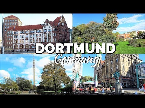 DORTMUND CITY TOUR / GERMANY