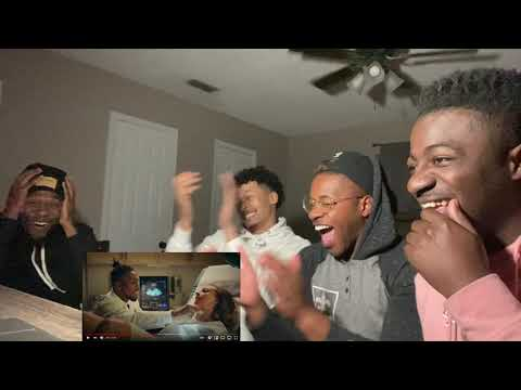 BRS Kash – Throat Baby Remix ft. Dababy and City Girls [Official Music Video] REACTION!!!