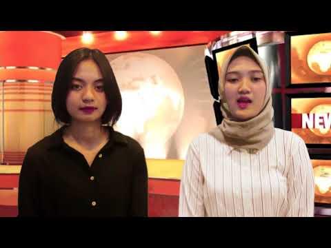 Tugas News Bahasa Inggris -  Flood in Cicaheum Area, Bandung City
