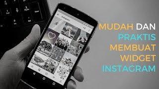 Instagram Marketing: Membuat Widget Instagram Mudah dan Praktis