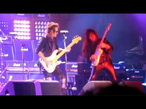 Glenn Hughes & Yngwie Malmsteen - Mistreated ~ Rock...