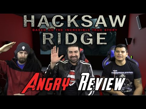 Hacksaw Ridge Movie Review  Youtube
