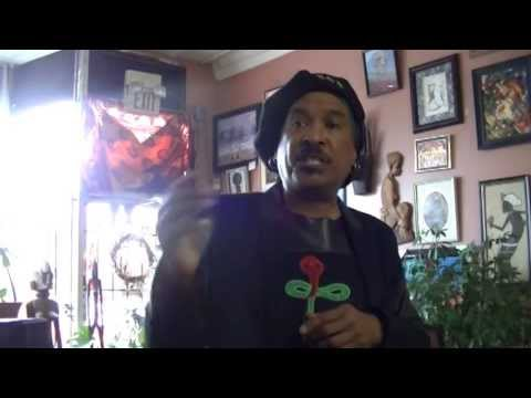 Kaba Kamene - The Afrikan Connection: Afrika, Mexico & The Mississippi Valley - 5-11-13 - Clip 1