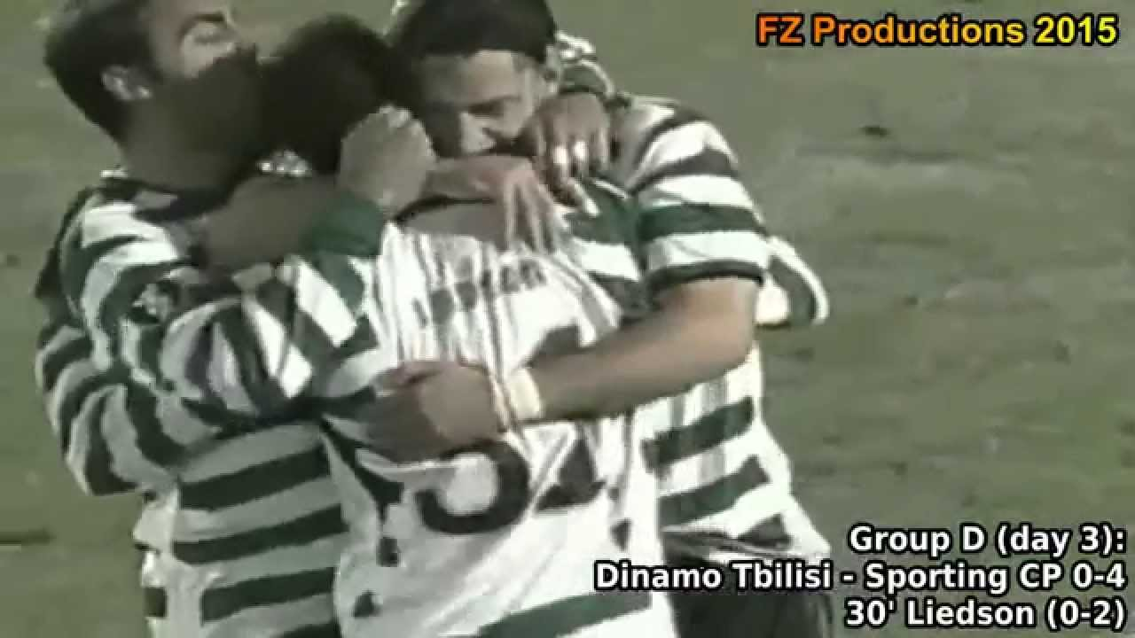 Download 2004-2005 Uefa Cup: Sporting CP All Goals (Road to the Final)