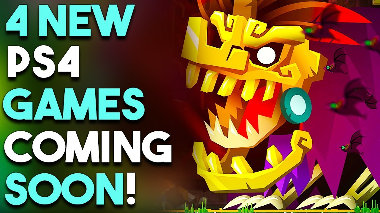 4 New Ps4 Games Coming Soon Great Ps4 Game Deals Youtube