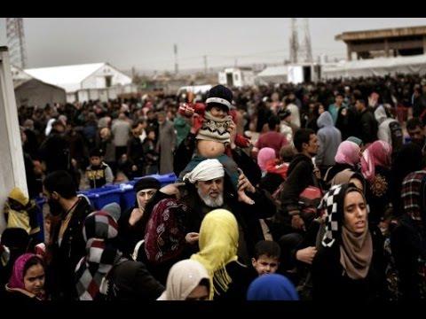 العراق: مخيم جديد لإيواء النازحين الهاربين من أتون المعارك في غرب الموصل  - 20:21-2017 / 4 / 28