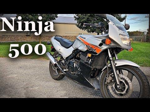 2002 ninja 500r fairings