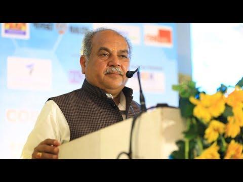 Narendra Singh Tomar, Minister Of Mines, GoI | INCAL 2019  Valedictory Ceremony | Speech