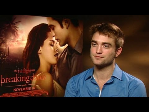 Robert Pattinson The Twilight Saga: Breaking Dawn - Part 1 interview from YouTube · Duration:  4 minutes 36 seconds