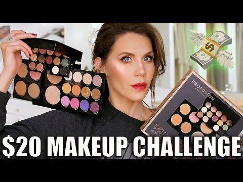 Tati's $20 Makeup Challenge