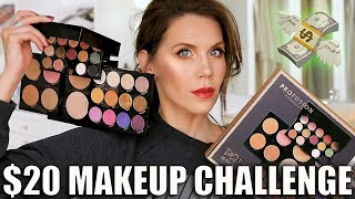 Download Tati's $20 Makeup Challenge Mp3 and Videos
