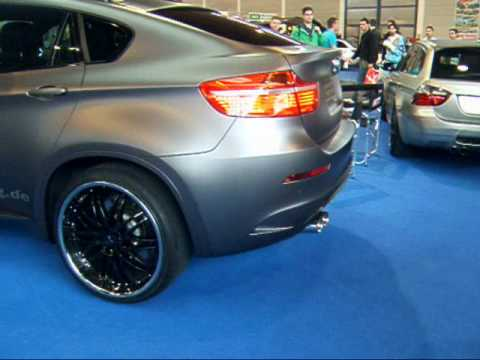 Modified Bmw X6 Soundcheck Youtube