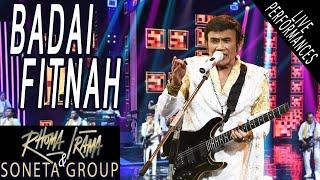 Download Mp3 RHOMA IRAMA SONETA GROUP BADAI FITNAH