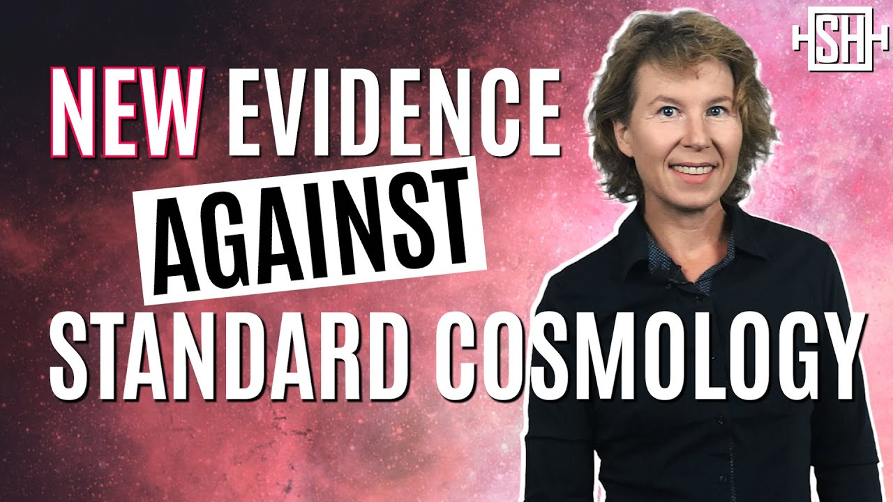 Download New Evidence against the Standard Model of Cosmology