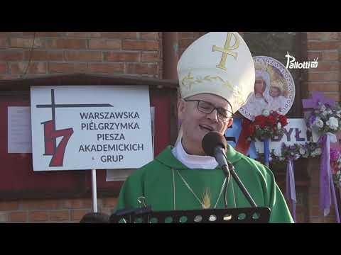 8 dzień Pielgrzymki - Homilia ks. bp Andrzeja Przybylskiego