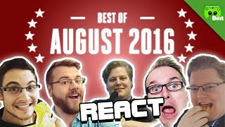 React: Best of PietSmiet August 2016